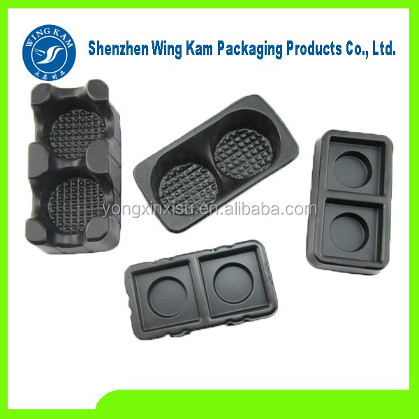 custom new products plastic chocolate blister quality tray blister packaging hot sale