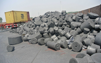 China manufacturer for graphite electrode scrap with best price