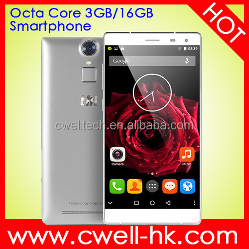 Original THL T7 4G LTE Mobile Phone MTK6753 Octa Core 4G LTE Smart Mobile Phone 5.5""