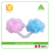 Customized color short handle shower brush