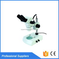 Light stereoscope microscope 6.7: 1 professional industrial inspection microscope