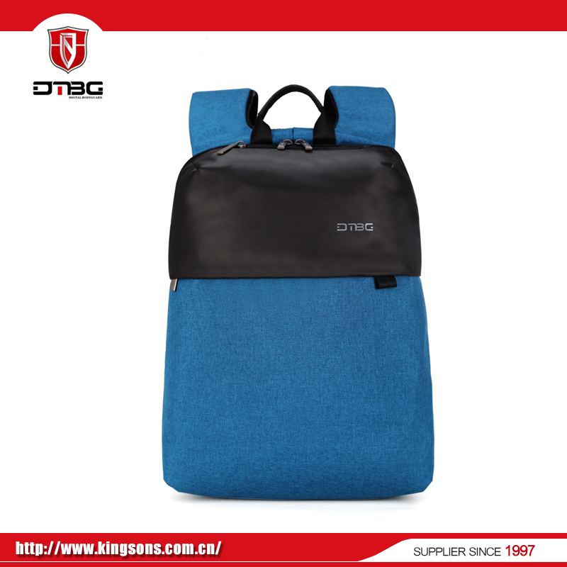 Web shopping laptop soft backpack advertising