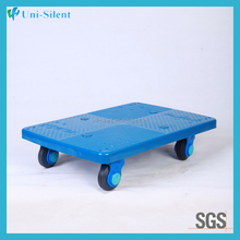 4 wheel moving Dolly cart cart with 200kg load capacity