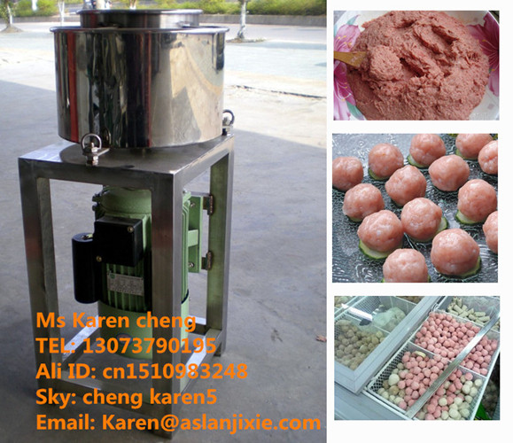 High Quality meatball machine/fish meat ball machine/automatic meat ball machine