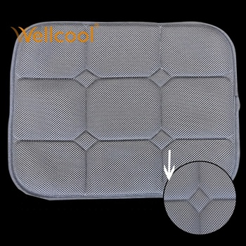 cooling great support ability 3d spacer fabric cushion
