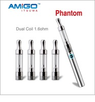 New 2016 Itsuwa Amigo Phantom-X kit flower vape pen kit evod vaporizer