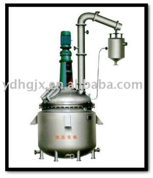 phenolic resin reactor