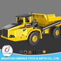 China manufacturer diecast dump models 1:50 scale metal toy truck