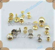 fashion clothing rivets with high quality