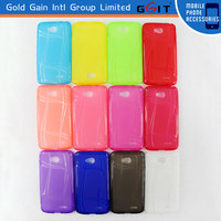 New Product Lucky TPU Smartphone Case Soft Cover For LG L70, Cell Phone Case For LG L70