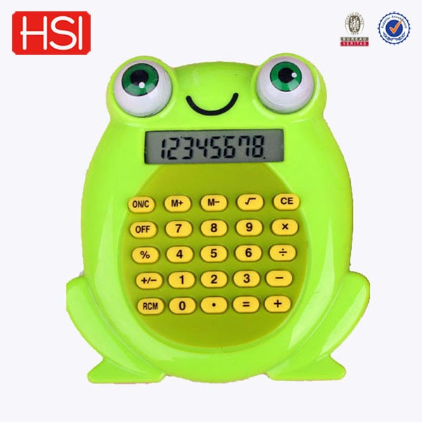stationery battery charged electronic mini scientific calculator