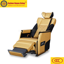 2017 New vip luxury coach seat bus seat auto chair van seat with certificate