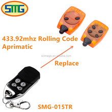 Aprimatic Garage Door Cloning Remote Control Key Fob