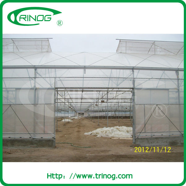 Agricultural greenhouse uv treated plastic