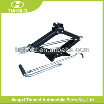 0.5Ton Auto scissor jack with handle for car accessories