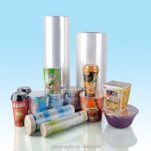 Transparent,Multi Layer extrusion shrink cling film