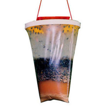 Eco Friendly Hanging Outdoor Fly Bait Fly Control Flying Insect Catcher