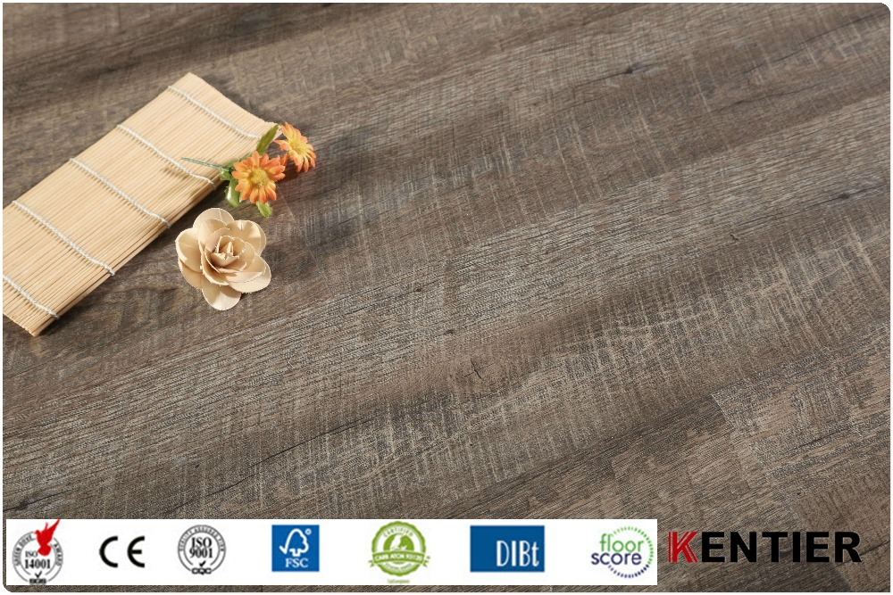 China PVC Plastic Wood Flooring