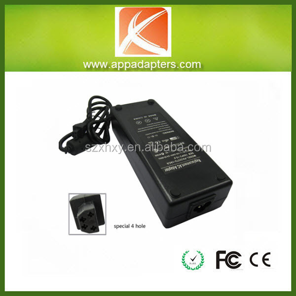 Laptop power adapter 15v 8a special 4 hole for Toshiba 120w power adapter