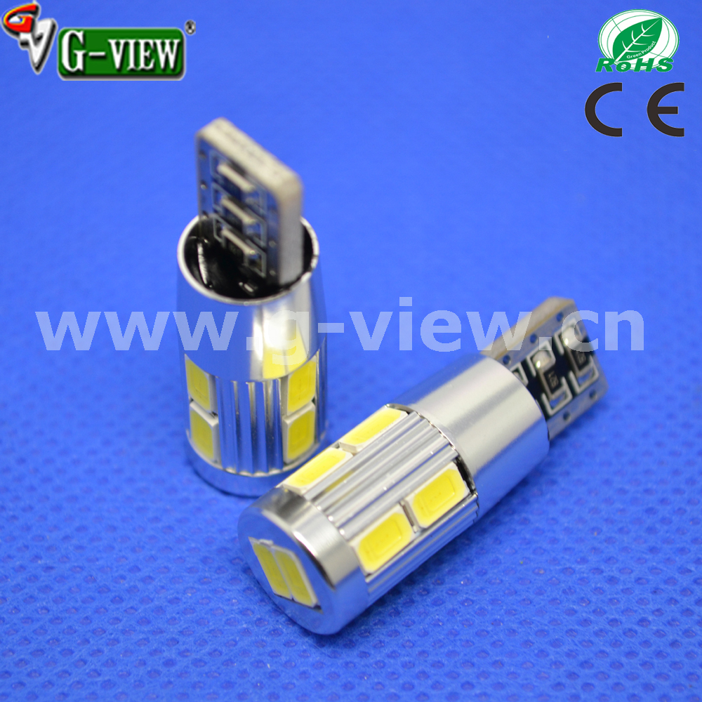 New design Auto Parts 194 168 W5W ,T10 canbus 8smd 3030 Led Parking Interior Light Bulb