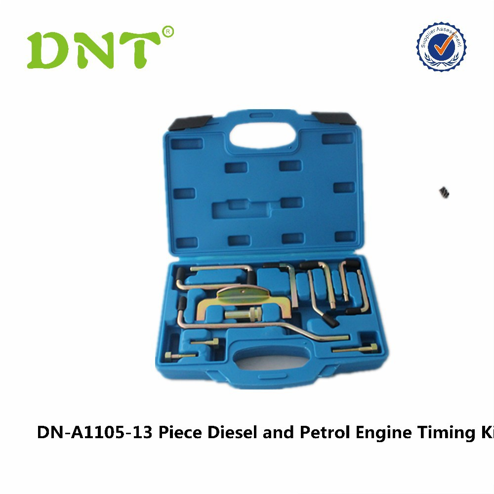 13 Piece Diesel And Petrol Engine Timing Tool Kit