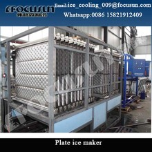 For Thailand Commercial plate ice making machine
