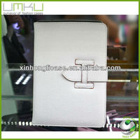wholesale belt clip case for ipad mini,flip leather cover case for ipad mini