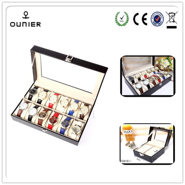 Oem China Products Wooden Watch Box Durable Fashion Display Case