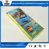 Hot Selling Paper Box Packing For Waterproof Phone Bag