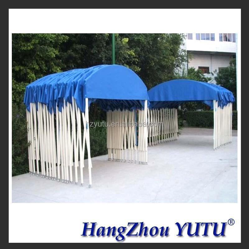 Pvc Car Shelters : Tlp pvc car shelter metal tent cheap canopy for