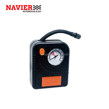 Best automatic micro air pump/Mini automatic tire inflator/Digital automatic micro air pump with LED light