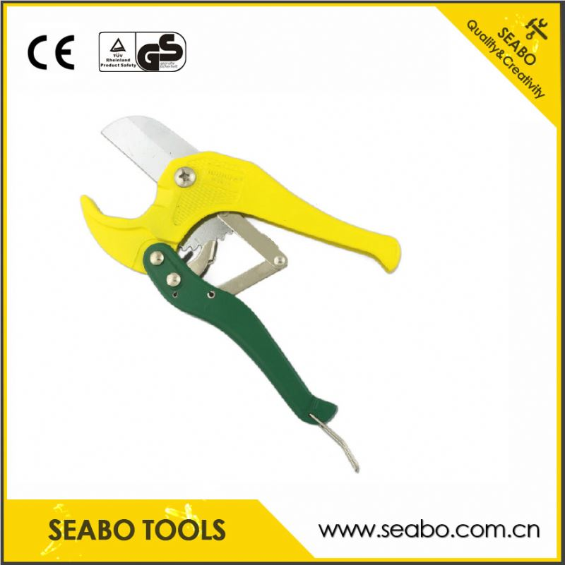 High carbon steel Drop forged cable cutter with plastic handle