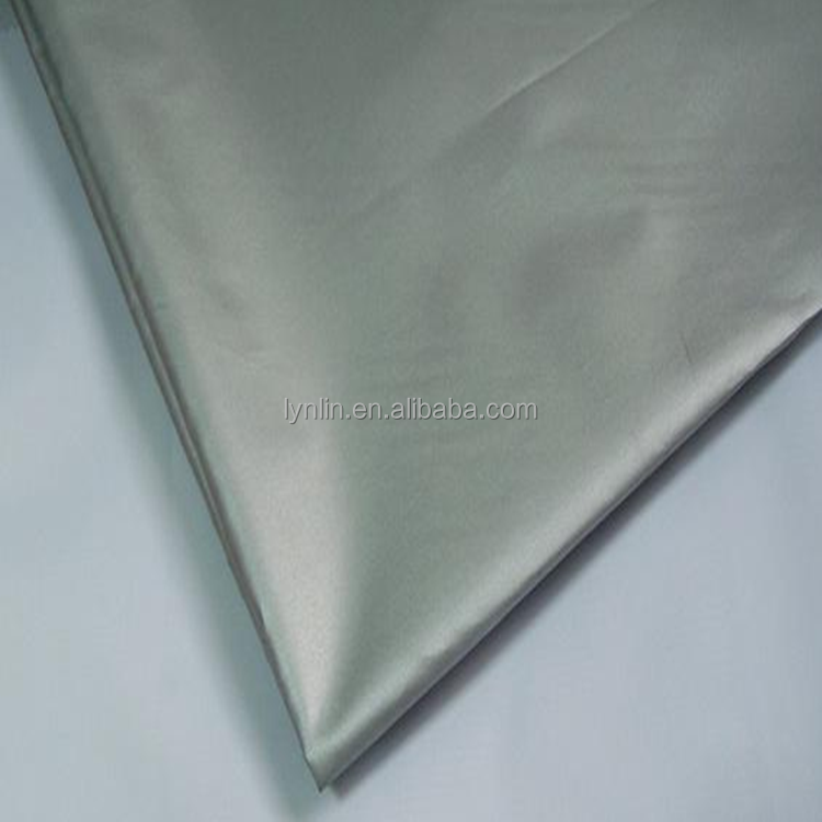 2016 hot sale Polyester Taffeta 190T silver coating for car cover/tent/umbrella etc