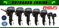 outboard motor 12.5hp two stroke with CE