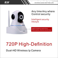 2016 special offer Indoor ptz IP Camera Wifi Onvif P2P 720P wireless