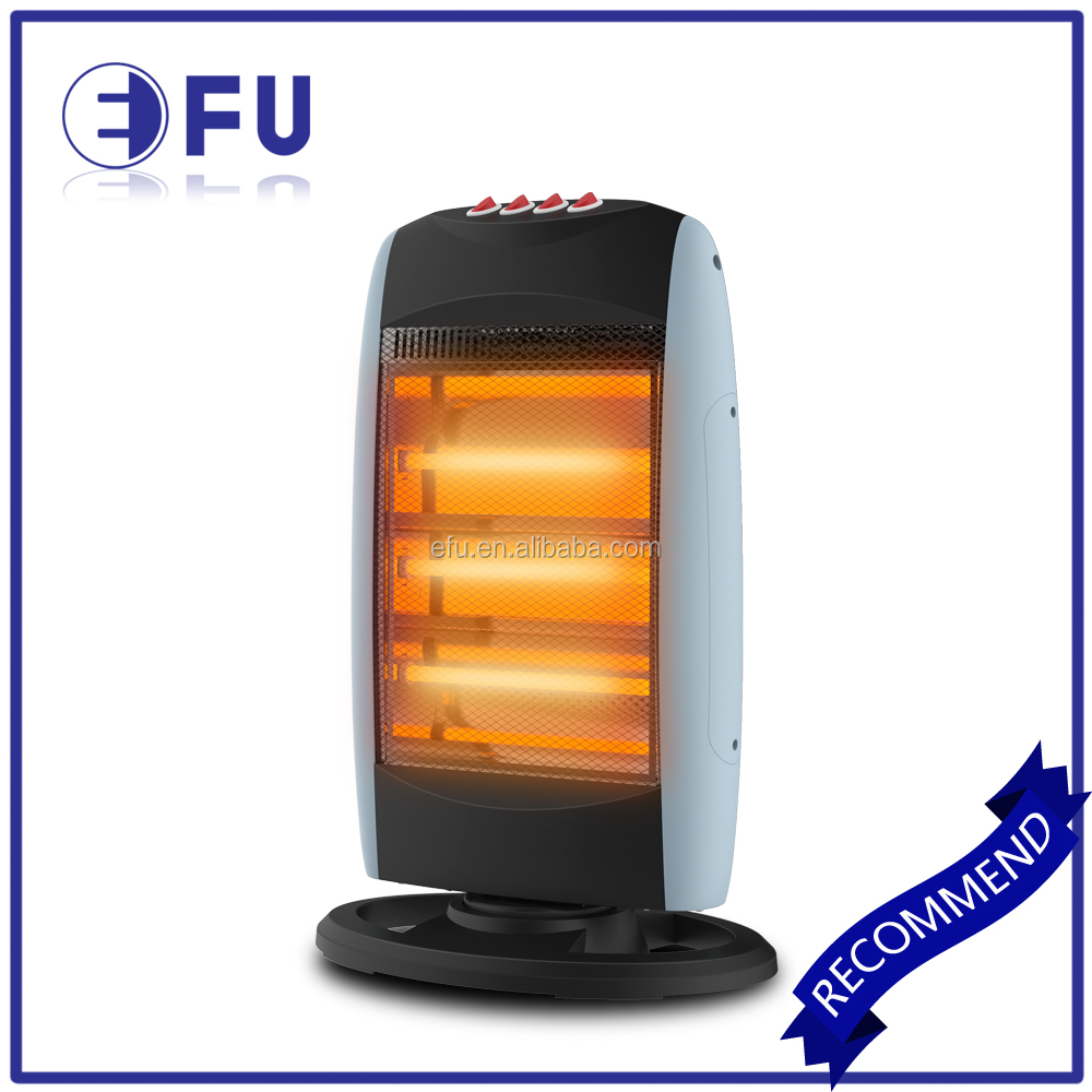 Rechargeable Electric Room Halogen Heater