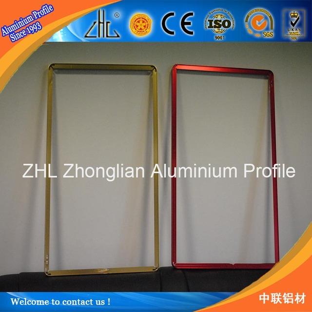 New product arrival ! aluminum profiles for outdoor light box, aluminum profile for flex face light box