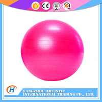 better pvc toy yoga ball with custom logo