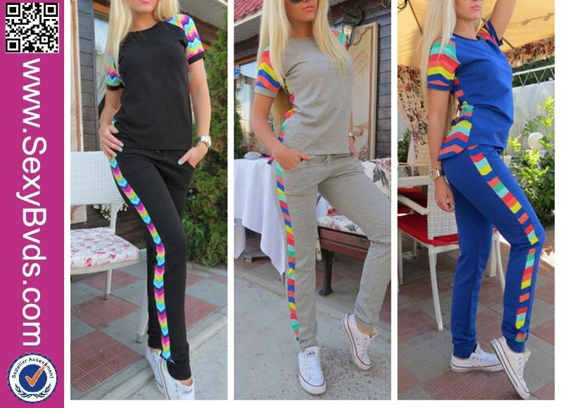 Купить Стильную Модную Спортивную Женскую Одежду