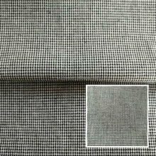 2017 new design black white cotton linen crossband jacquard fabric chenille yarn dyed woven fabric