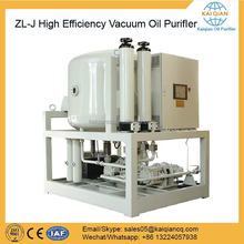 Single Stage Used Dielectric Oil Insulation Oil Transformer Oil Filtration
