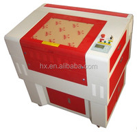 Best selling products King Rabbit HX-6040 60W wood laser cutting machine