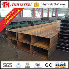 allibaba.com! 350x150 hollow pipe pe coated rectangular steel pipe