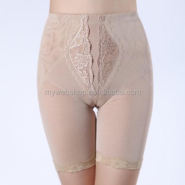 L/XL/XXL Black High Waist Brief Girdle Shapewear Control Body Shaper Panty Pants