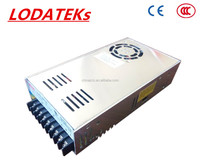 24V15A switching power supply high power 380W 110V / 220V to DC12V