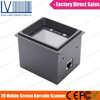LV4500 2D Barcode Scanner Module with 10 mil Reading Precision, Fit for Scanning Smart Phone Screen