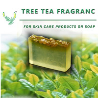 natural plan fragrance Tree Tea fragrance for skin care products or soap