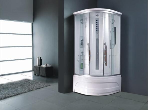 Barana shower pan China shower cubicles factory power shower supplier