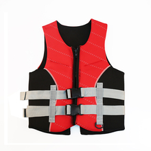 custom basic neoprene life jacket