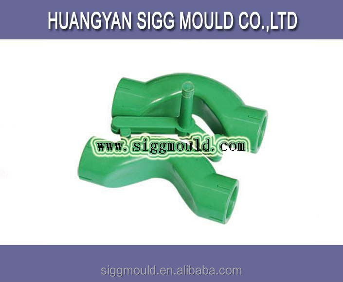 new centry Plastic pipe component mold for sell